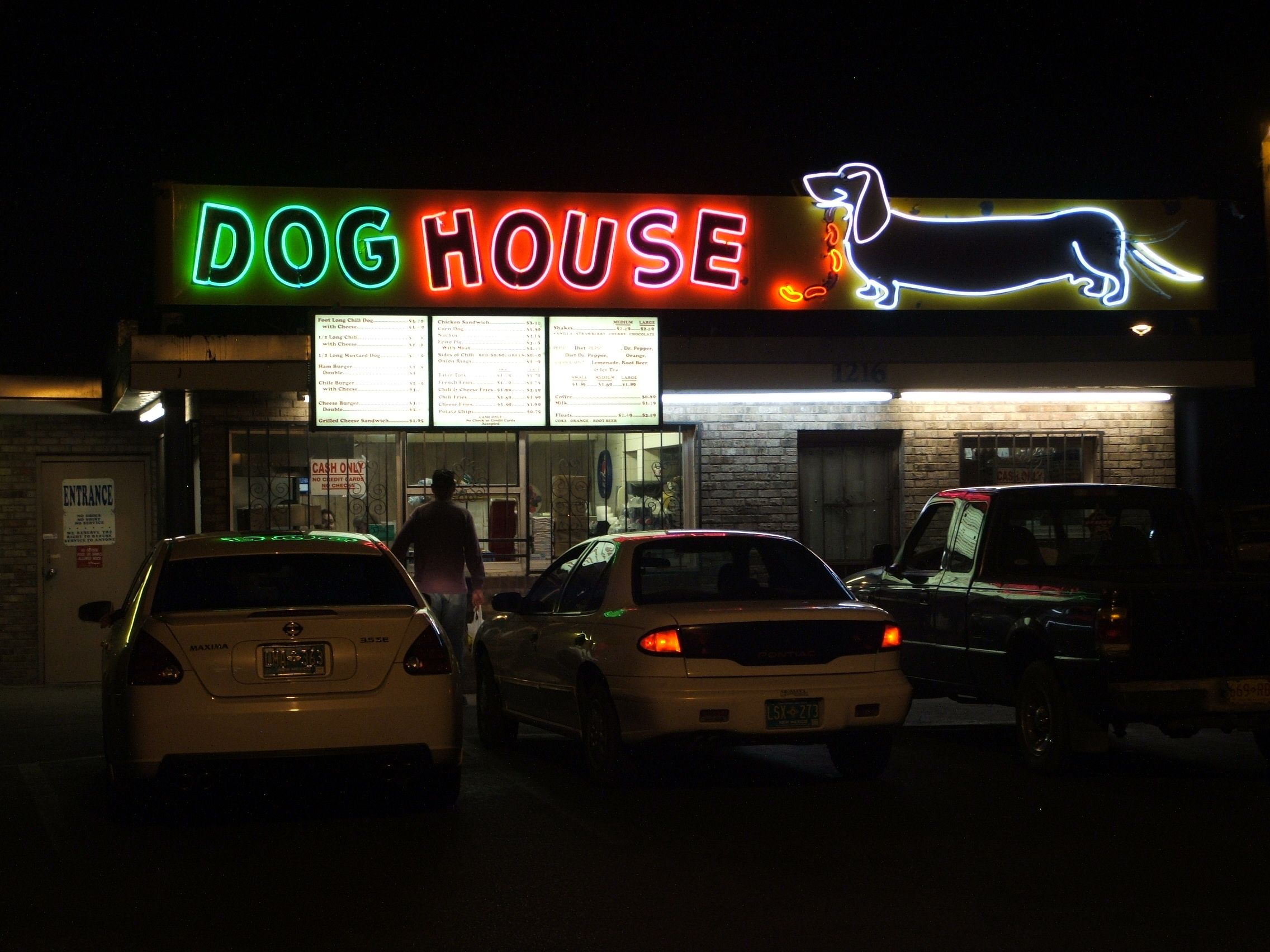 The Dog House 1216 Central Ave Nw Albuquerque Nm 87102 Cool