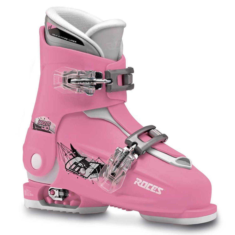 Kid S Roces Idea Adjustable Alpine Ski Boots 19 22 Kids 2020