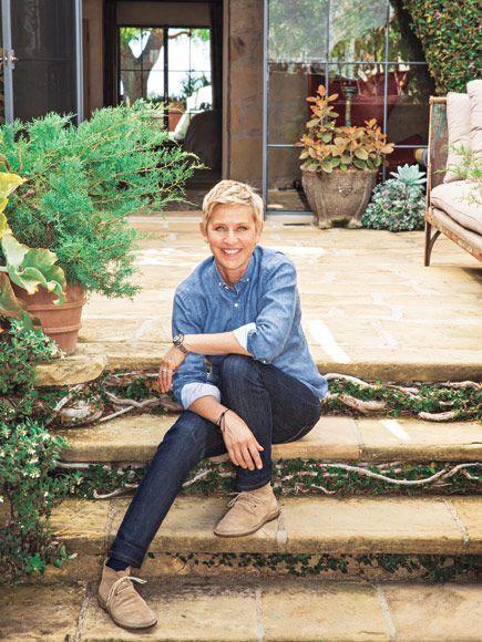 Ellen Degeneres And Portia De Rossi Home Tour Look Inside 5 Of