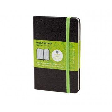 Evernote Smart Notebook Squared Pocket Cziplee Lite Moleskine Evernote Evernote Moleskine