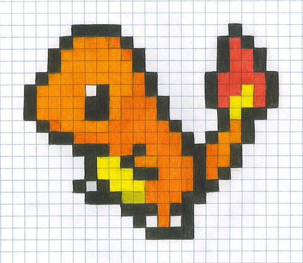 Drawing Lines With Pixels : Image de pixel art qu est que le
