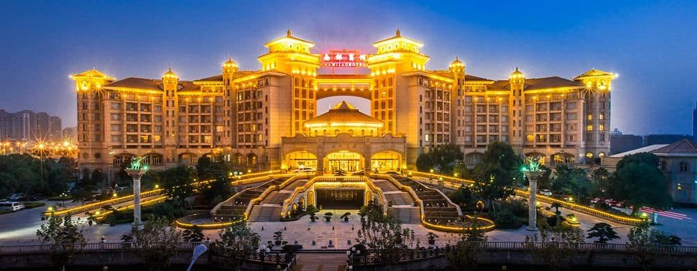 Top 10 hotels in shanghai 2018 world 39 s best hotels for Top 10 5 star hotels in the world