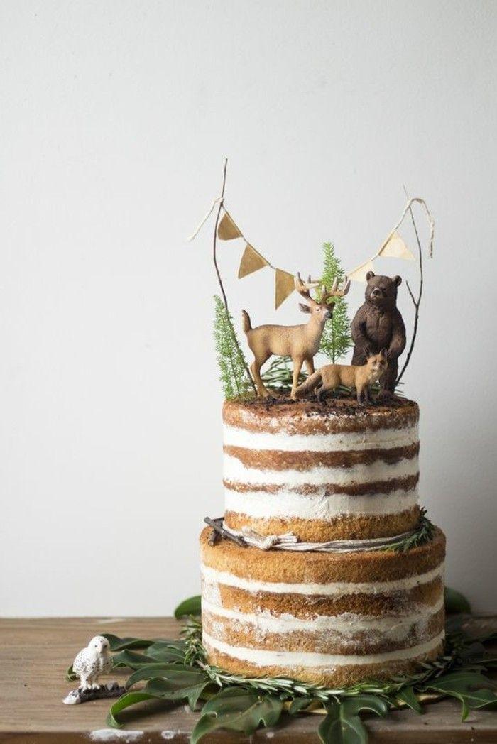 86 tolle Ideen für Geburtstagskuchen | Winter kuchen ...