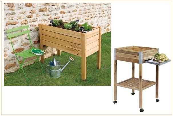 Creer jardin hauteur facile choix contenant our eco project potager balcon carr potager et - Creer jardin japonais facile ...