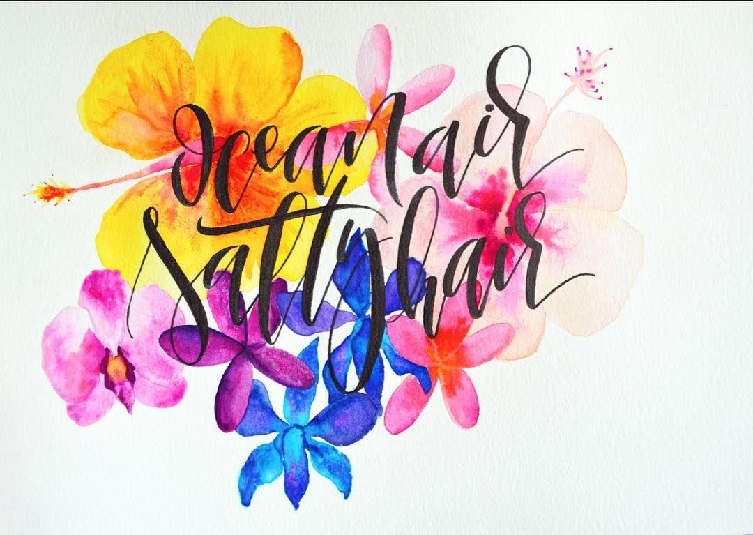lettering over illustration   lshannondesign