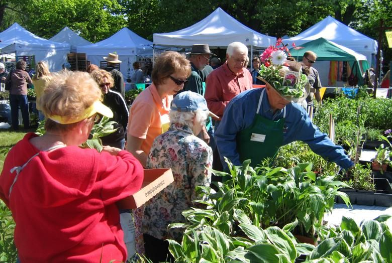 Festival of spring is a free outdoor fair featuring the