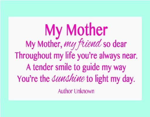 Happy Mothers Day 2016 Quotes : Check Out Best Mom Quotes from Daughter to MOM  on Mothers Day 2016...