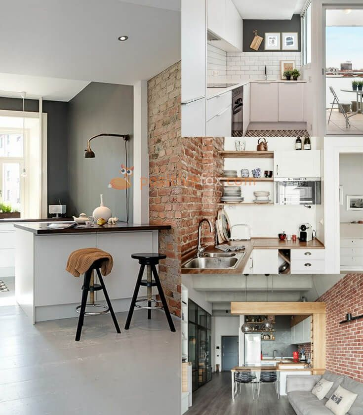 Awesome Loft Kitchen U2022 Loft Design Ideas U2022 Loft Kitchen Interior Design | Explore  More Loft Kitchen Ideas On Https://positivefox.com