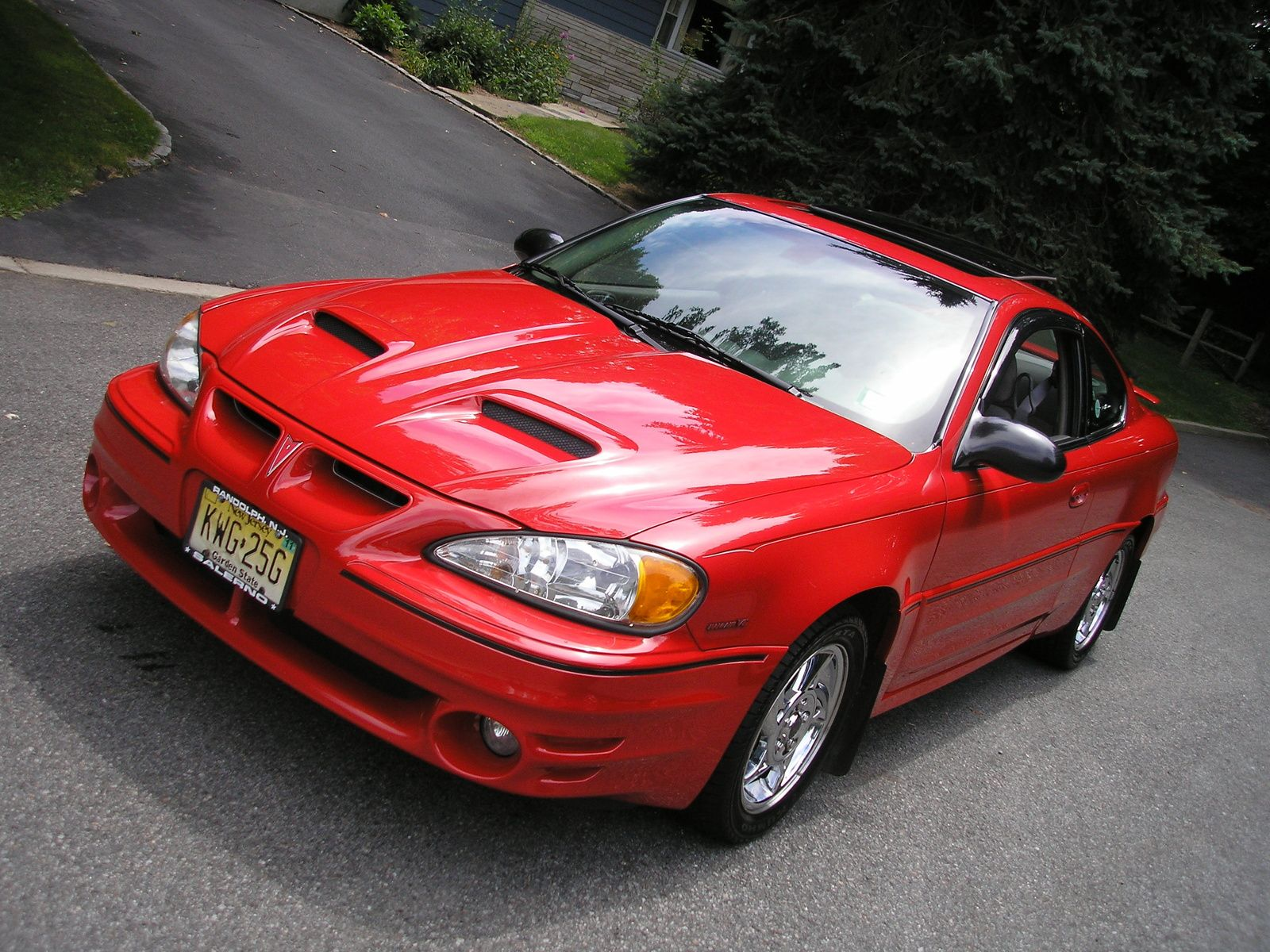 The Pontiac Grand Am came closest to its game car goals when ...