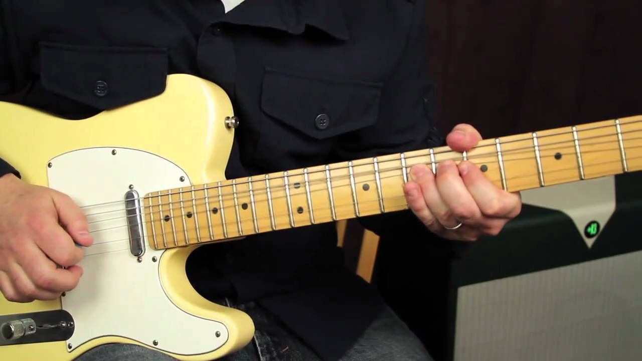 Muddy Waters Manish Boy Blues Guitar Lessons How To Play