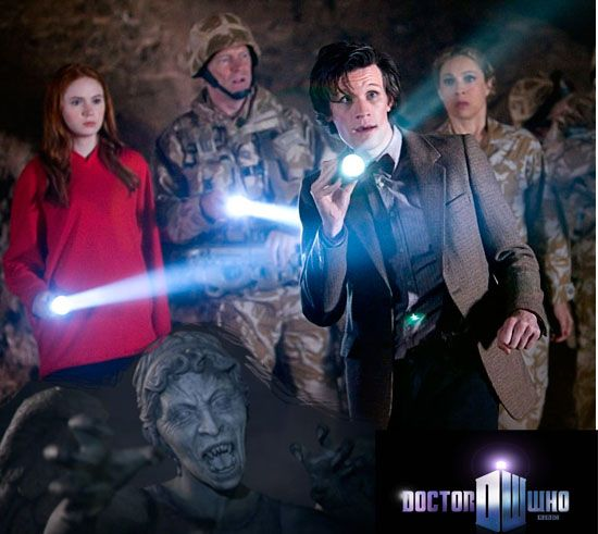 The only Doctor Who episode I've seen so far and it's been on my mind since.