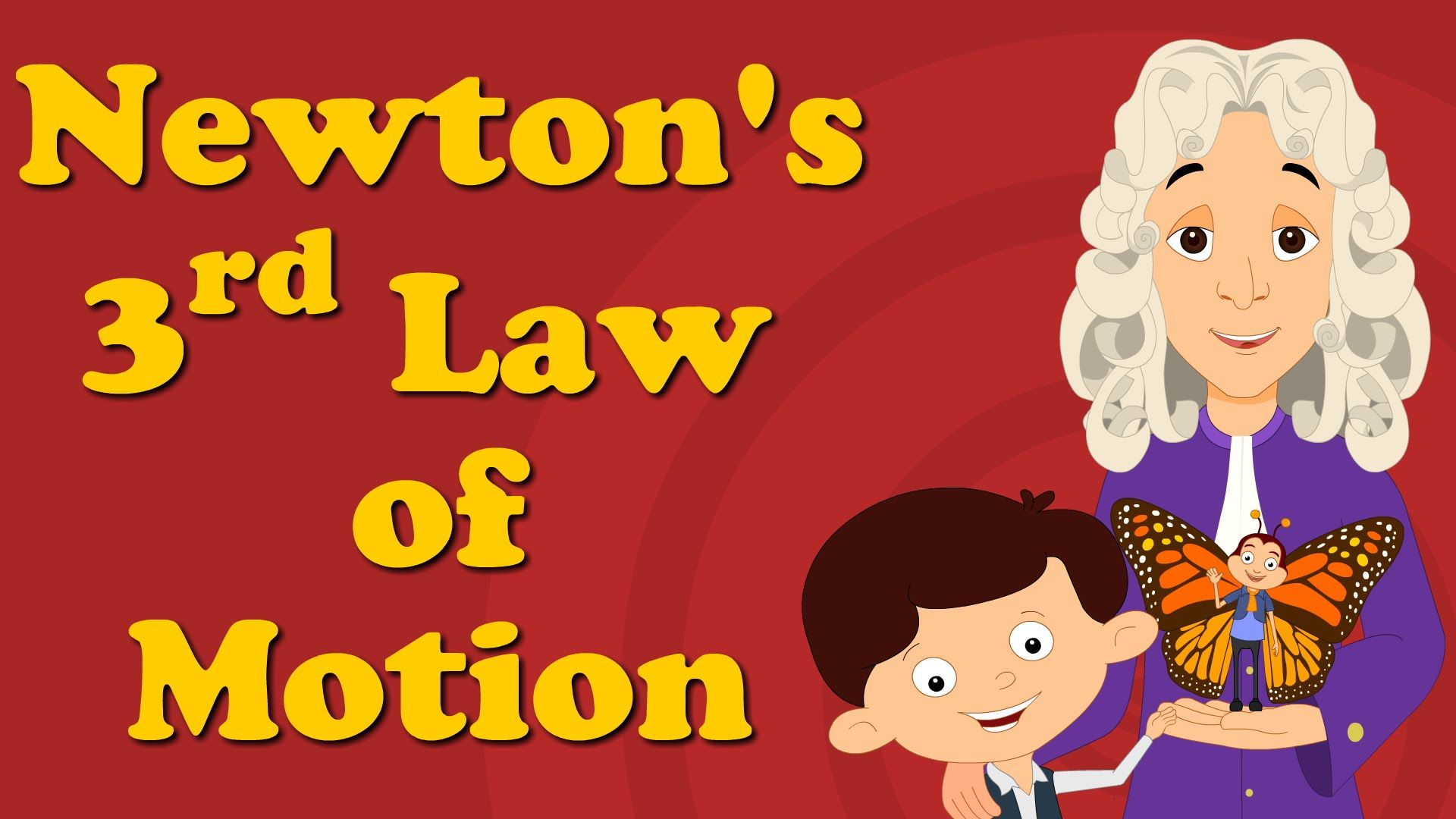 You Will Learn About Newton S Third Law Of Motion In