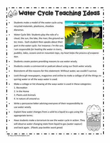 lesson plans and ideas  science lesson plans science