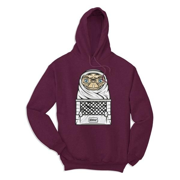 Beloved Shirts presents the ET Hoodie