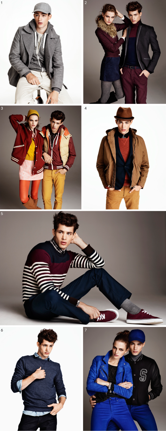 HM Men Fall 2012    As always, H never disappoints