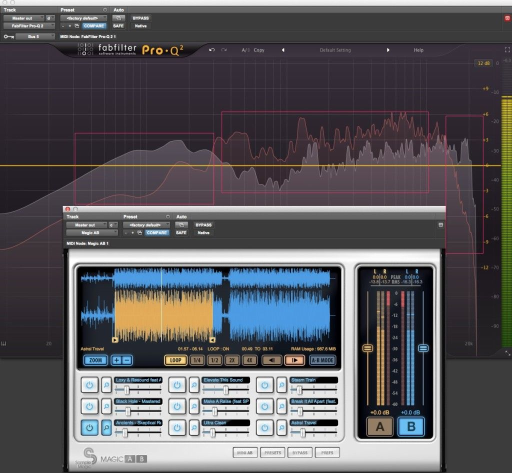 HOW TO USE AUDIO SPECTRUM ANALYZER IN MUSIC PRODUCTION AND