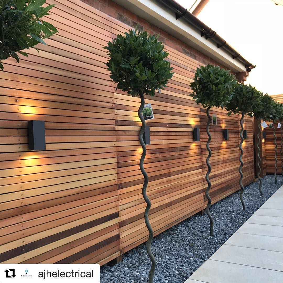 Brilliant landscape and lighting done by ajhelectrical