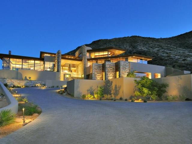 Superior Modern Homes Arizona #8: Excellent Custom Contemporary Home Here Is Beautiful Arizona! Modern  Scottsdale Luxury