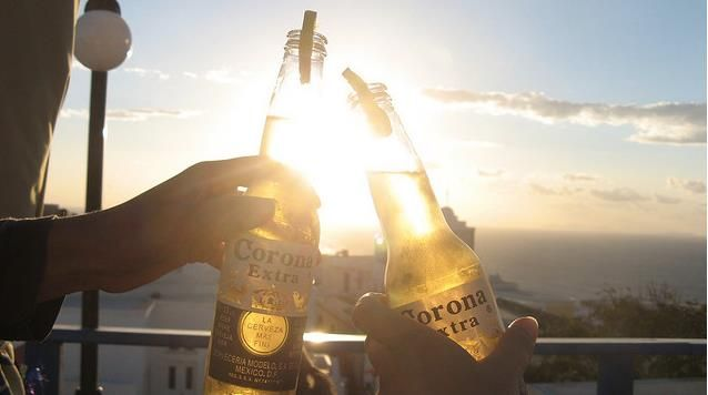 #coronaextra #corona #cheers #toasts #friendship | Corona