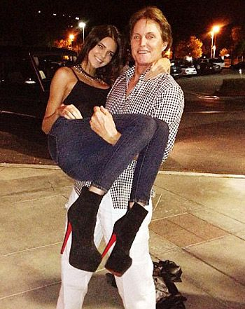 Bruce Jenner Celebrates 63rd Birthday