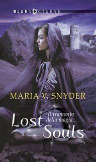 Le Lettrici Impertinenti: [Segnalazione] LOST SOULS. IL TRAMONTO DELLA MAGIA...