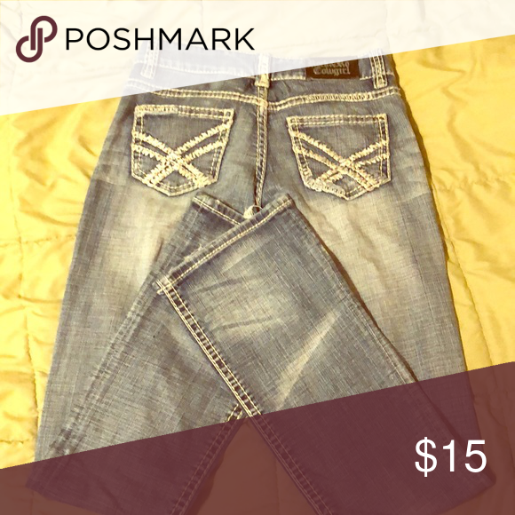 Cowgirl jeans Rock and roll cowgirl jeans Jeans Boot Cut #rockandrolloutfits