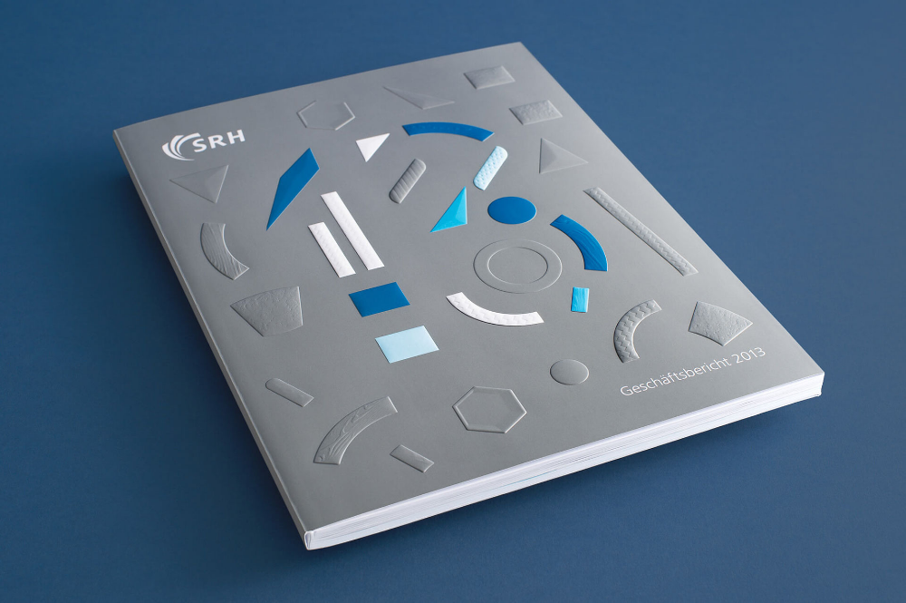 SRH Annual Report 2013 on Behance #annualreports