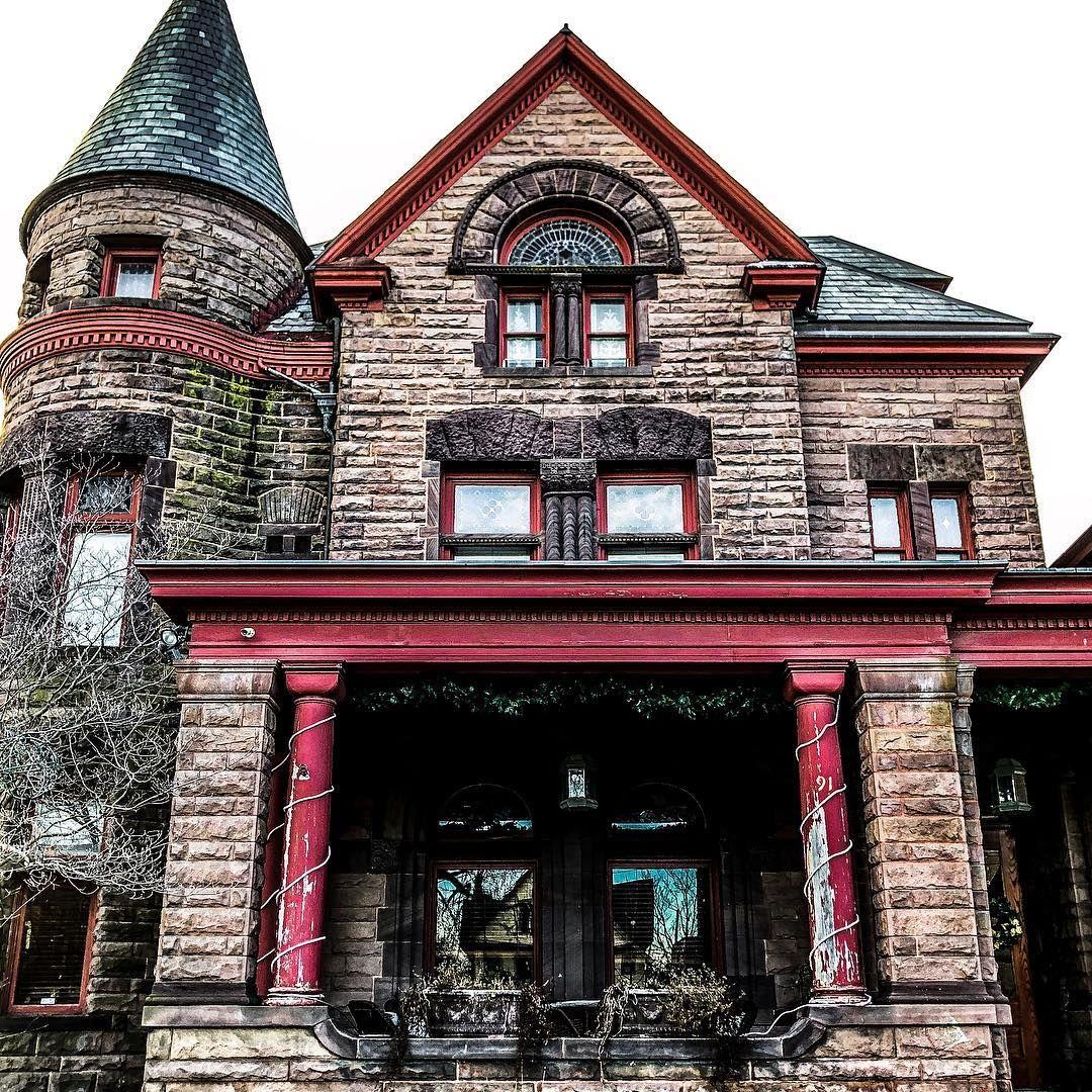 Columbus (Ohio) | Interior architecture design, Gothic ...
