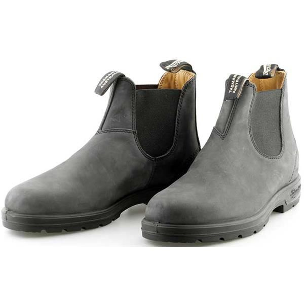 For Sale At BlundStone 50 Mens Classic Black Leather Chelsea Dealer Bootsk
