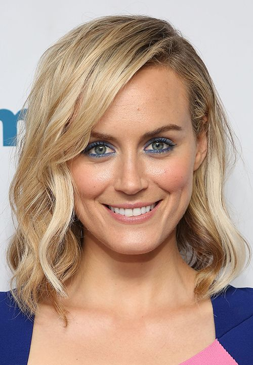 Taylor Schilling Wedding.Blue Is The New Black Why Taylor Schilling Is Our New Wedding
