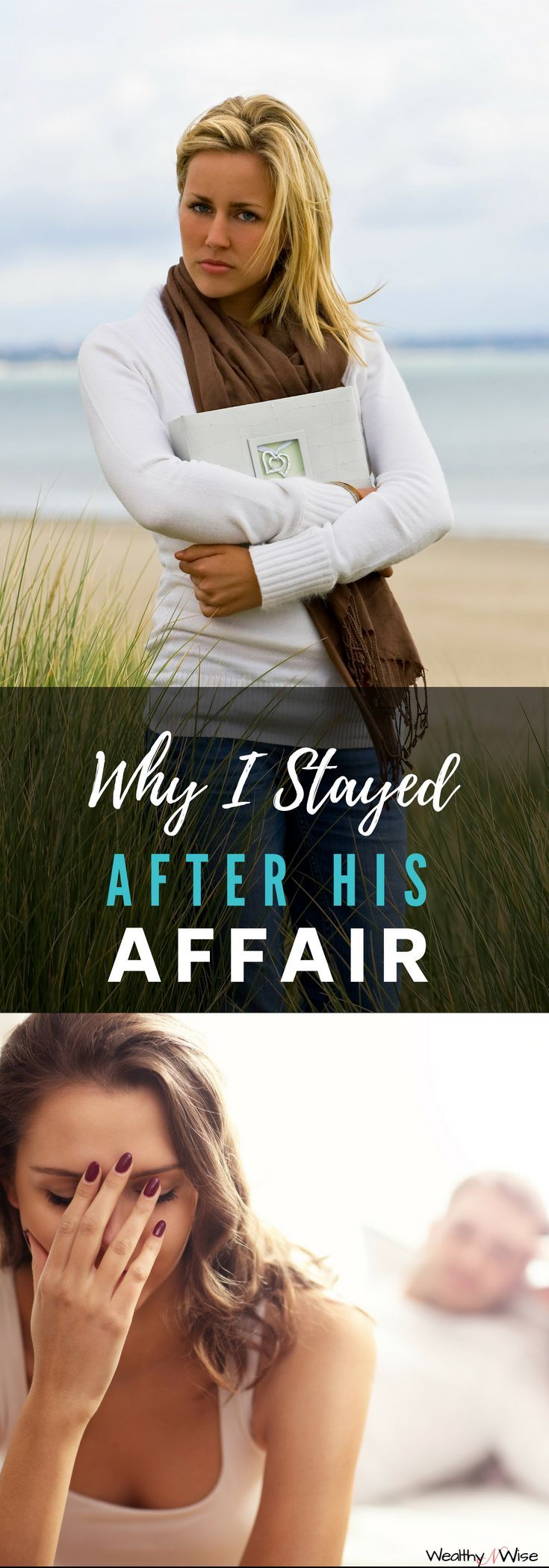 living with a cheating spouse