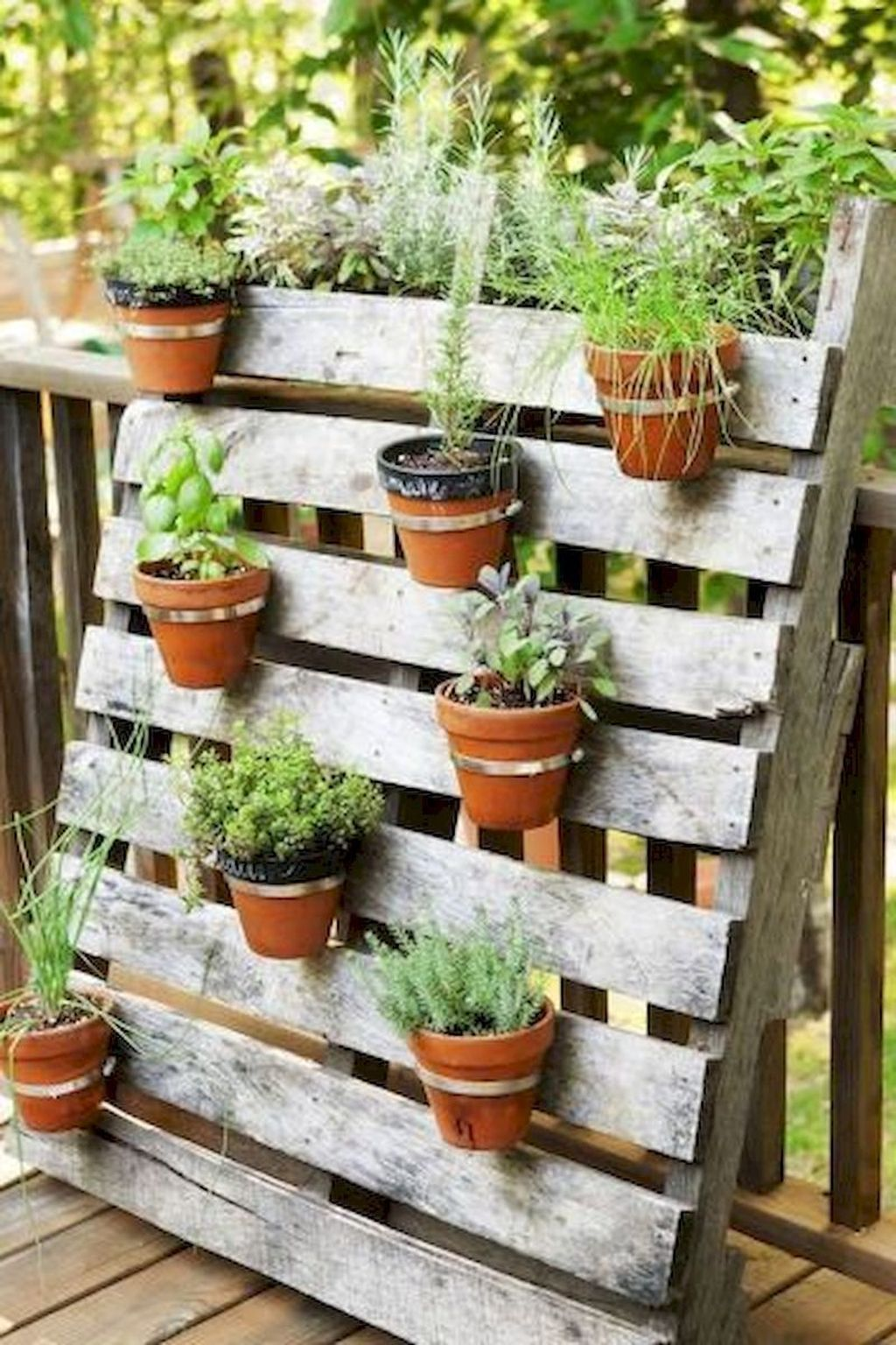 35 Brilliant Diy Projects Pallet Garden Design Ideas On A Budget