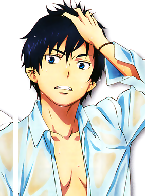 Rin Okumura from Ao No Exorcist...omg *dies*