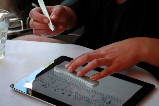 Adobe reveals first foray into hardware: a stylus and ruler - Adobe is following other traditional software companies into the hardware side of the tech industry, furthering the evidence that hardware is where the m...