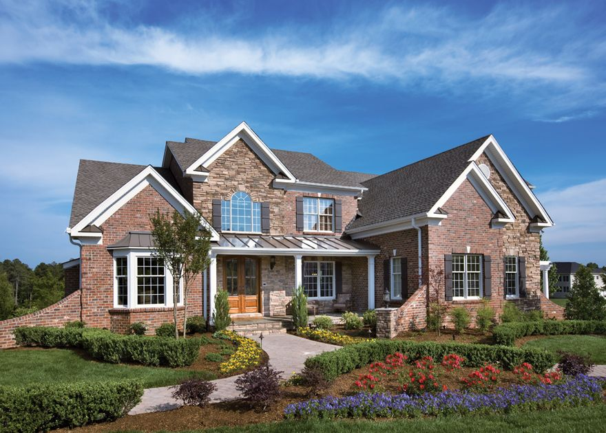 Toll Brothers Floor Plans Virginia: Toll Brothers At Fawn Lake, VA