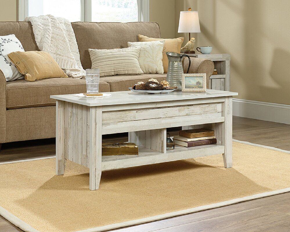 Foundry Select Camdenton Lift Top Coffee Table Wayfair Coffee Table Coffee Table With Storage Living Room Coffee Table [ 800 x 999 Pixel ]