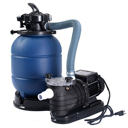 Swimming Pools Goplus New Pro 13 Above Ground Pools Sand Filter Pump 2450gph Swimming Pool Pump 10000gal Want Swimming Pool Filters Pool Pump Pool Filters