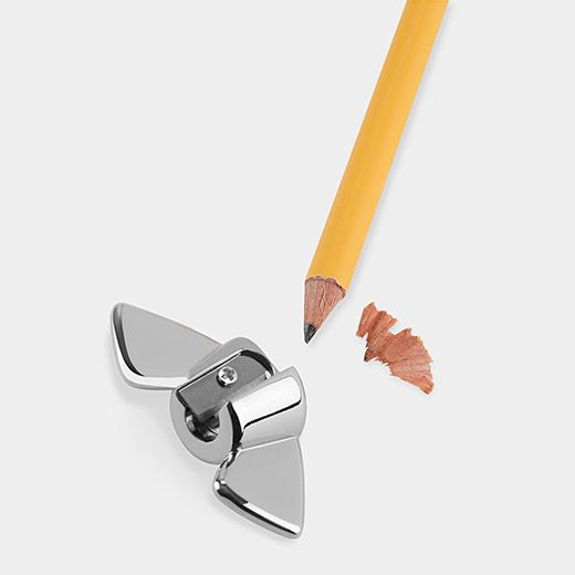 Wingnut Pencil Sharpener | MoMAstore.org
