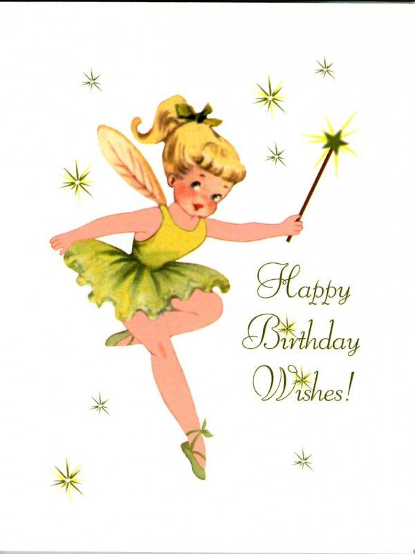 Vintage fairy happy birthday wishes cardg 600800 happy vintage fairy happy birthday wishes cardg 600 bookmarktalkfo Image collections