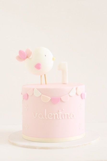 24 Adorable Children's Birthday Cakes – Praise Wedding