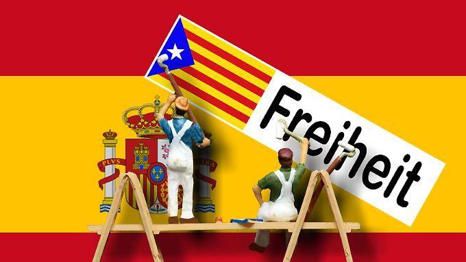 Unabhängigkeit Kataloniens: Am 1. Oktober wird abgestimmt.