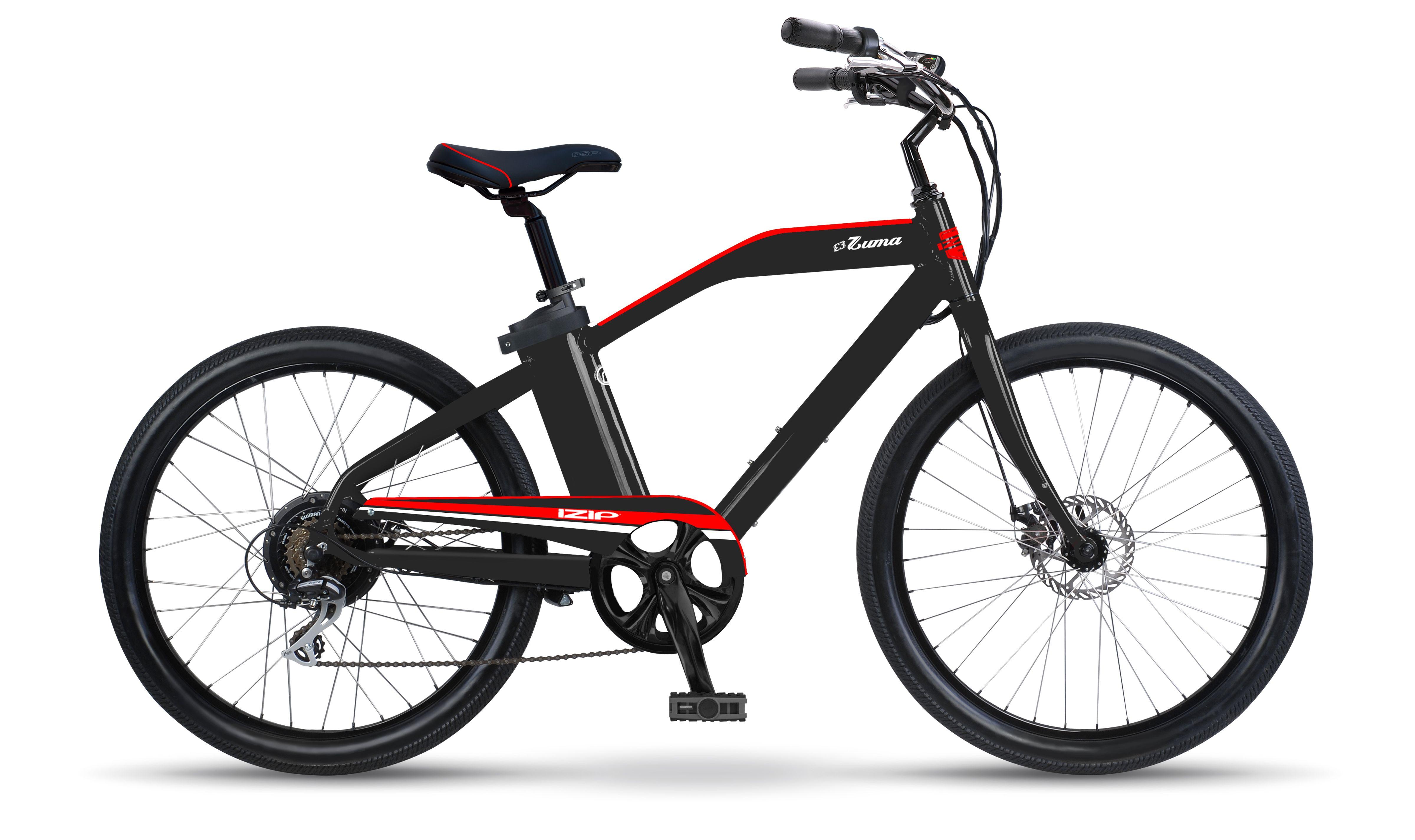 Izip E3 Zuma Cruiser Ebike Electric Bike Bicycles Electric Bike Bicycle