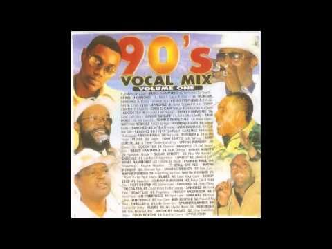OLD SCHOOL REGGAE MIX 90'S VOCAL MIX VOLUME ONE LOVERS ROCK