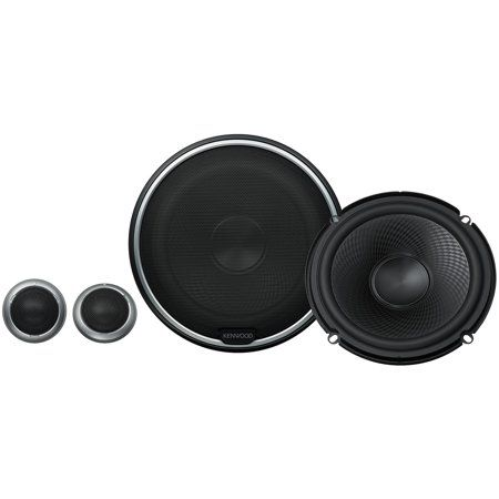 Kenwood KFC-P710PS 280 Watts Performance Series 6-1/2 Component Speakers - Walmart.com #componentspeakers