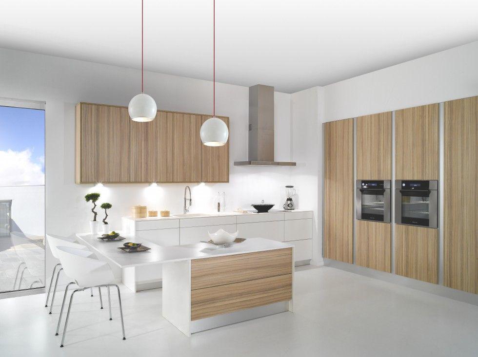 Teissa Dorel Avec Images Cuisine Contemporaine Cuisine Cachee Decoration Interieure