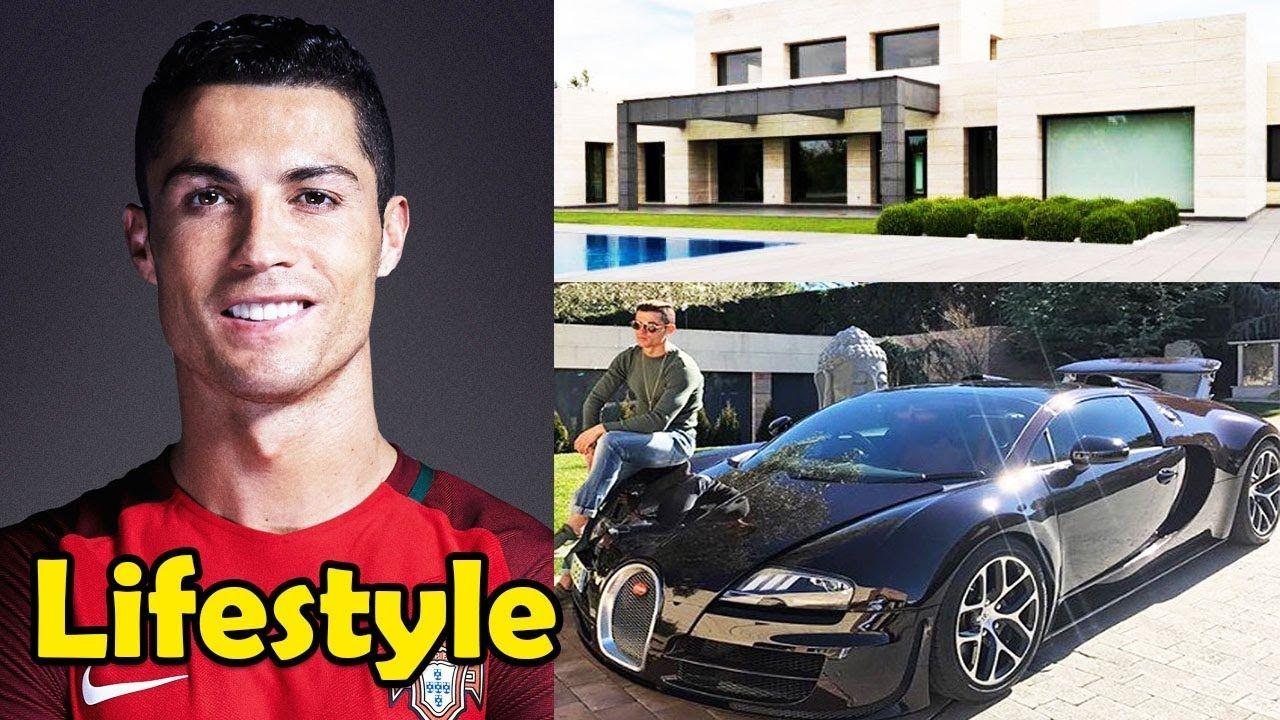 Cristiano Ronaldo Lifestyle Family Education House Car