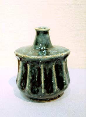 呉須瓶子12.3×11.6×15.5