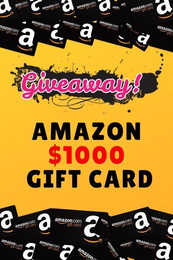 Photo of Giveaway Amazon $1000 Gift Card-Free Amazon Gift Card Codes 2020