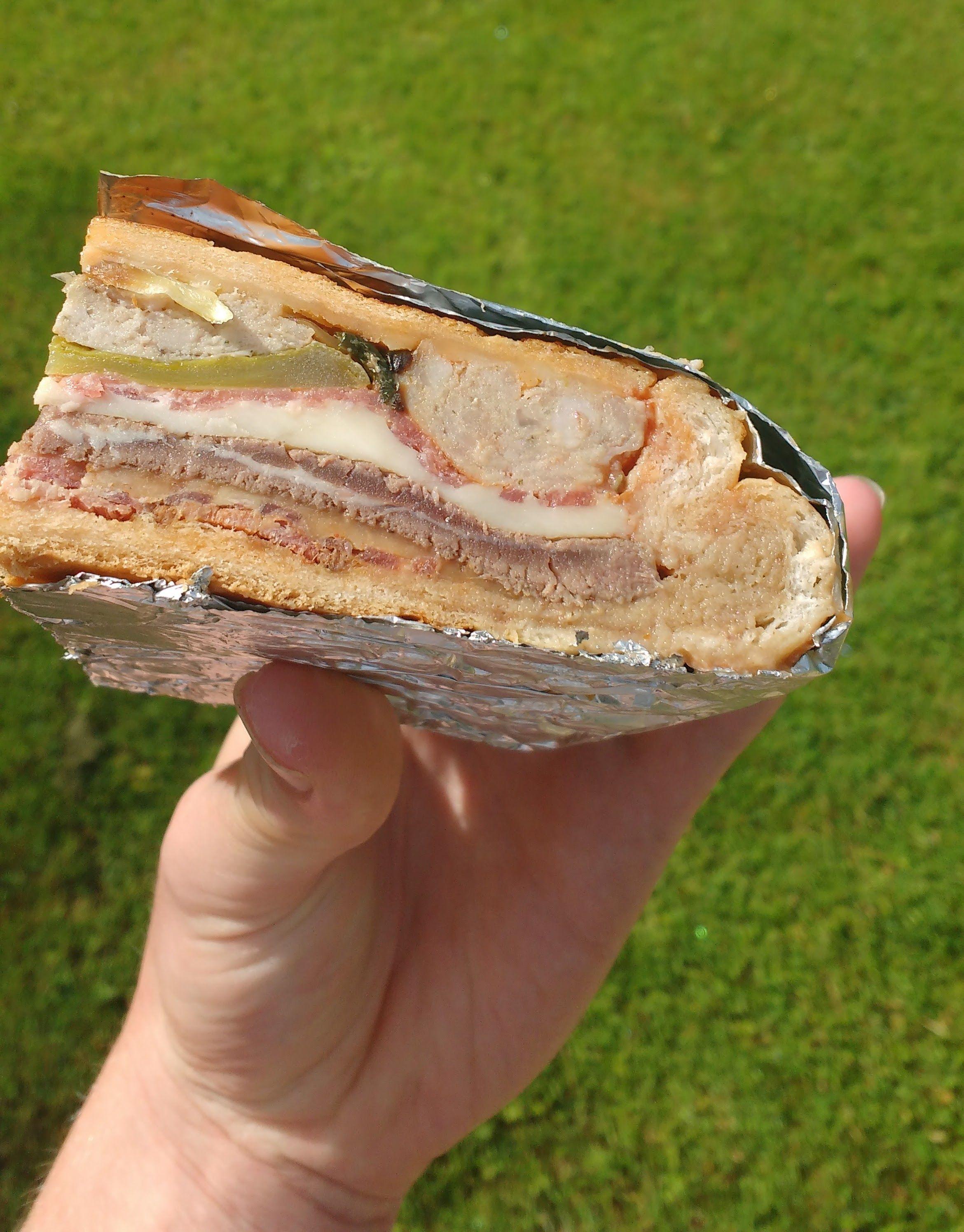 Shooter's Sandwich #TTDD