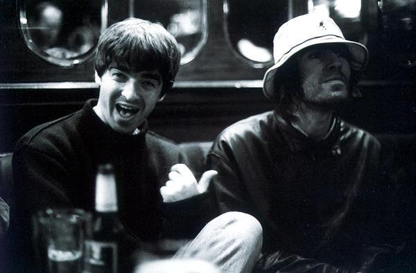 Noel & Liam Gallagher